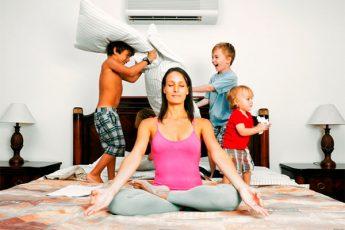 Как планировать домашнюю практику йоги?